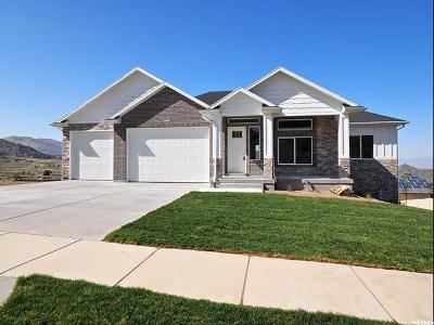 Herriman Single Family Home For Sale: 6982 W Majestic View Dr