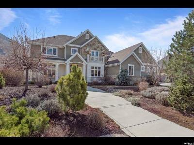 Cedar Hills Single Family Home For Sale: 4129 W Mesquite Way
