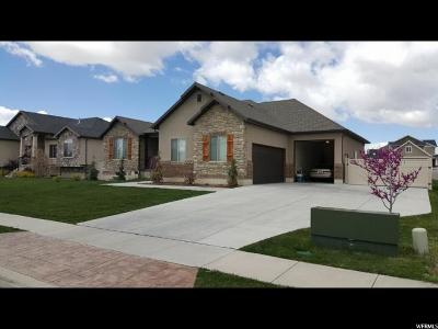 Kaysville Single Family Home For Sale: 1558 W Leola St N