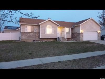Salt Lake City Single Family Home For Sale: 6038 S Stonybrook Way