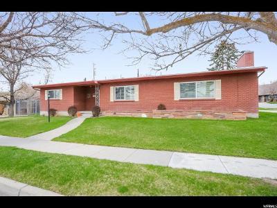Salt Lake City UT Single Family Home For Sale: $485,000