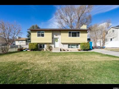 American Fork Single Family Home For Sale: 360 W Mahogany Dr