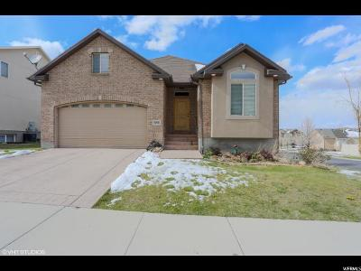 West Jordan Single Family Home For Sale: 7078 W Dry Sycamore Ln S