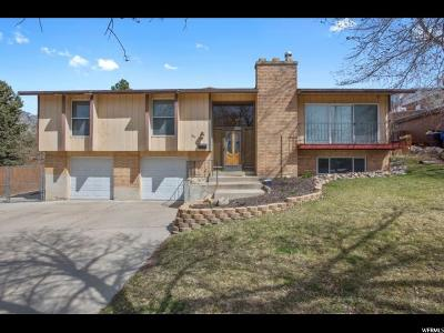 Cottonwood Heights UT Single Family Home For Sale: $419,000