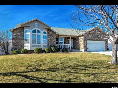 Saratoga Springs Single Family Home For Sale: 102 E Wagoneer Rd S