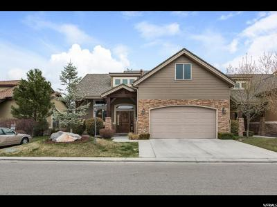 Orem Townhouse For Sale: 1956 W Golden Pond Way
