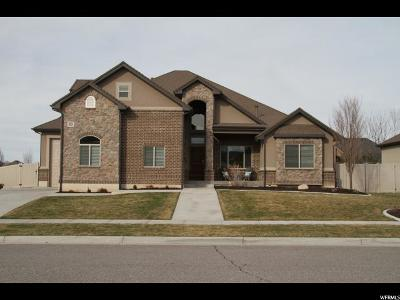 Layton Single Family Home For Sale: 83 N 2975 W