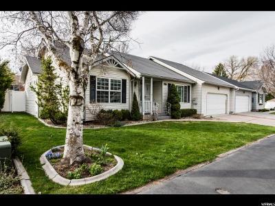Logan Single Family Home For Sale: 750 N 250 E