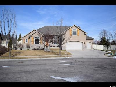 Taylorsville Single Family Home For Sale: 1000 W Waters Edge Cir S