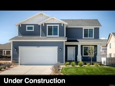 Saratoga Springs Single Family Home For Sale: 358 E Sandstone Ln #512