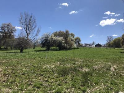 Hyrum Residential Lots & Land For Sale: 485 E 100 N