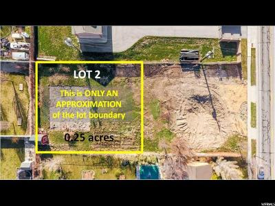Riverton Residential Lots & Land For Sale: 2253 W 13400 S