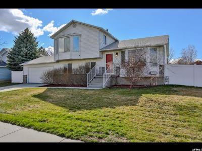 Salt Lake City Single Family Home For Sale: 6032 S Longmore Dr W