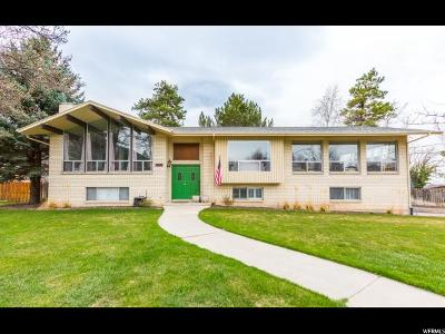 Provo Single Family Home For Sale: 3256 Mohican Way