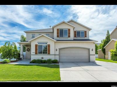 Lehi Single Family Home For Sale: 1483 S Spring Creek Dr