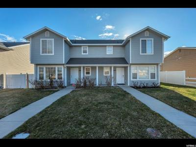 Taylorsville Townhouse For Sale: 5601 S 4015 W