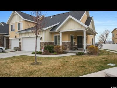 Draper Townhouse For Sale: 72 E Danta Dr S #36