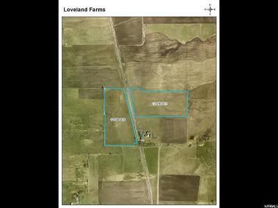 Mendon Residential Lots & Land For Sale: 1 S 5500 W