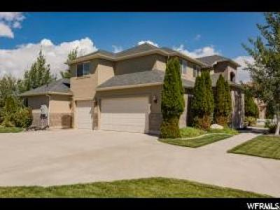 Bluffdale Single Family Home For Sale: 13972 S 4000 W