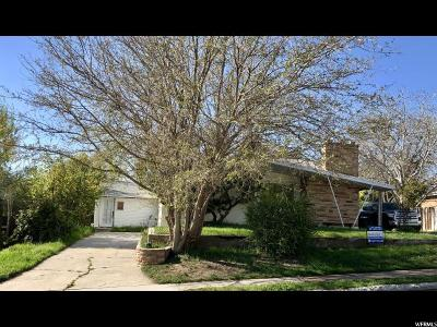 Provo Single Family Home For Sale: 1199 Ash