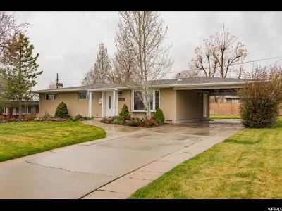 Holladay Single Family Home For Sale: 2081 E Terra Linda N