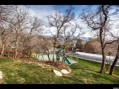 Cottonwood Heights Residential Lots & Land For Sale: 3064 E Danish Ridge Way