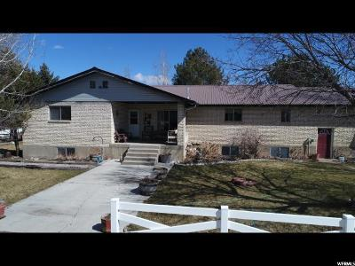 Franklin County Farm For Sale: 142 W 3600 S