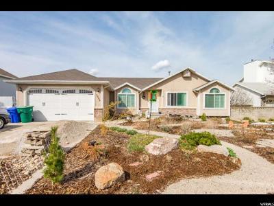 West Jordan Single Family Home For Sale: 8084 S Partridge Run 3560 W