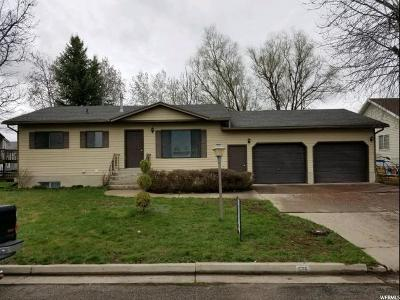 Logan Single Family Home For Sale: 575 S 535 W