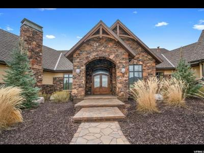 Springville Single Family Home For Sale: 266 Meadow Dr