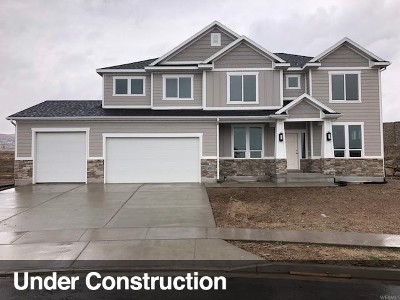 Lehi Single Family Home For Sale: 3474 N 200 W #321