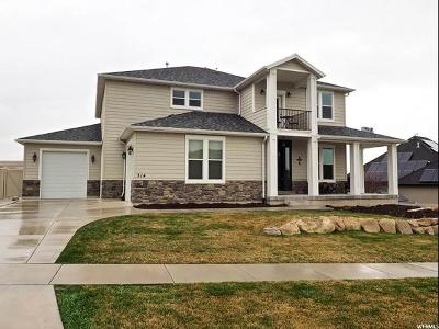 Saratoga Springs Single Family Home For Sale: 314 W Weatherby Dr. S