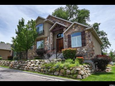 Murray Single Family Home For Sale: 612 E Kirsty's Ln