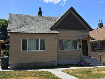 Ogden Multi Family Home For Sale: 855 E 26th St