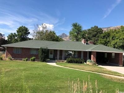 Brigham City Single Family Home For Sale: 639 E 100 N