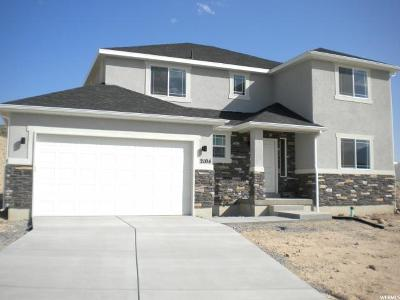 Eagle Mountain Single Family Home For Sale: 2104 E Weeping Cherry Ln