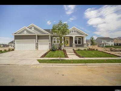 Lehi Single Family Home For Sale: 3208 W 2450 N