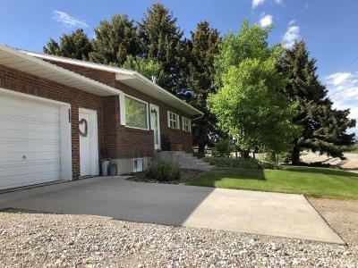 Dayton Single Family Home For Sale: 478 Hwy 36