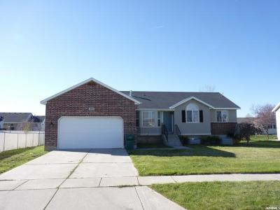 Layton Single Family Home For Sale: 991 W 225 S