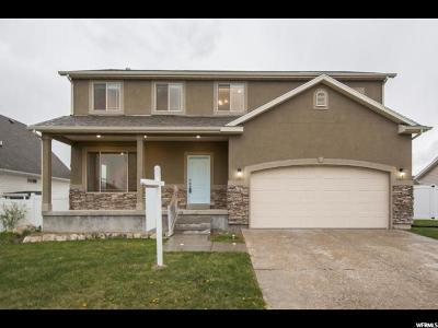 Eagle Mountain Single Family Home For Sale: 1812 E Sunrise Dr