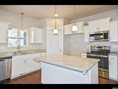Eagle Mountain Townhouse For Sale: 3834 E Cunninghill Dr