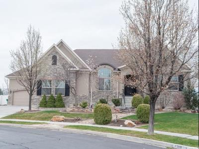 Lehi Single Family Home For Sale: 2342 N Pointe Meadow Dr W
