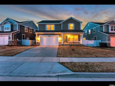 West Jordan Single Family Home For Sale: 6666 W Terrace Sky Ln