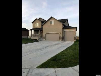 Layton Single Family Home For Sale: 3615 W 200 S