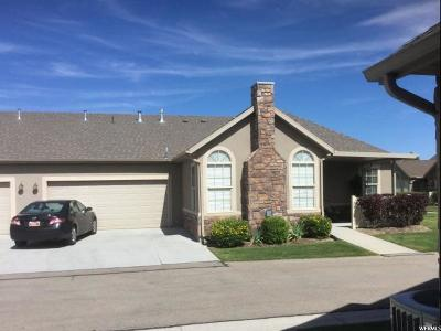 Lehi Single Family Home For Sale: 144 S 1900 W #Q-3