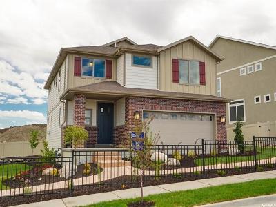 Herriman Single Family Home For Sale: 4299 W Rosecrest Rd S