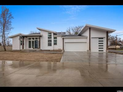 Holladay Single Family Home For Sale: 1814 Spring Ln