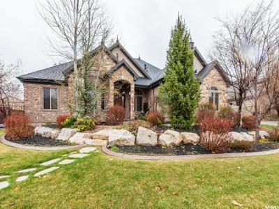 South Jordan Single Family Home For Sale: 11323 S Portobello Rd