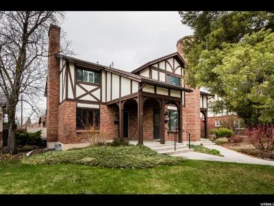 Logan Single Family Home For Sale: 361 E Boulevard