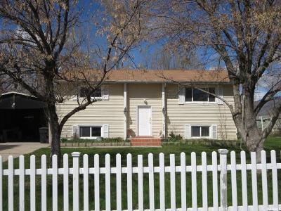 Hyrum Single Family Home For Sale: 793 E 100 S